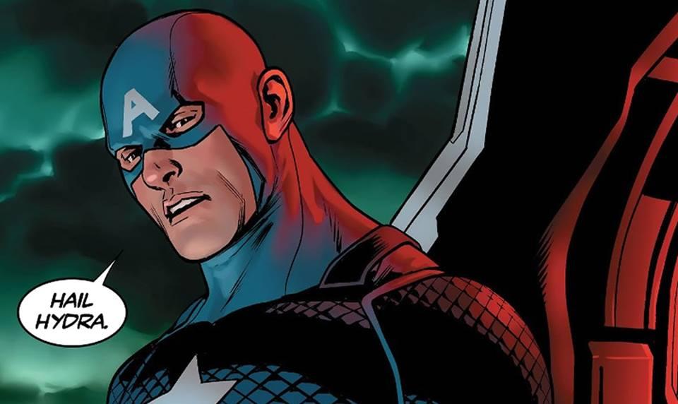 Capitán América Agente de Hydra: Demoliendo alHéroe