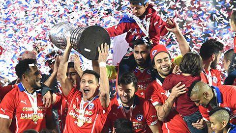 Copa América: Chile campeón, volvió a superar aArgentina