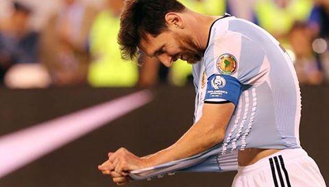 Messi renunció a la selección de Argentina, no sería elúnico