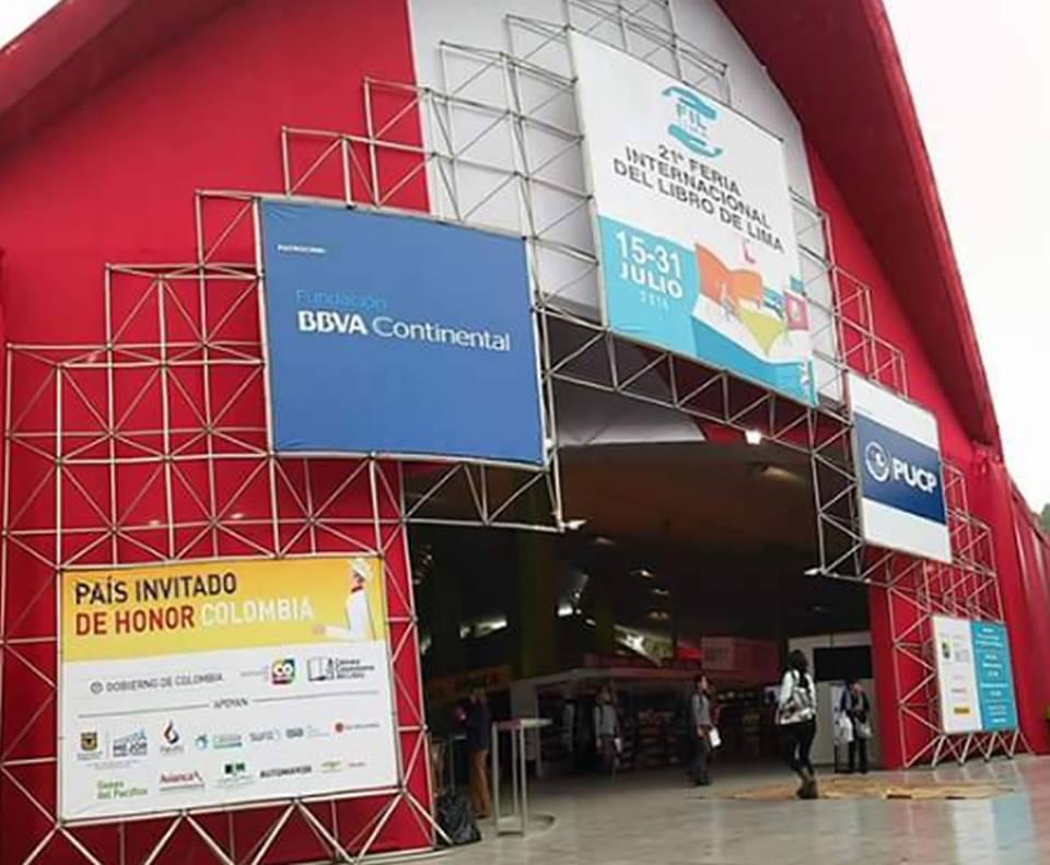 FIL 2016: De paseo literario por la Feria delLibro