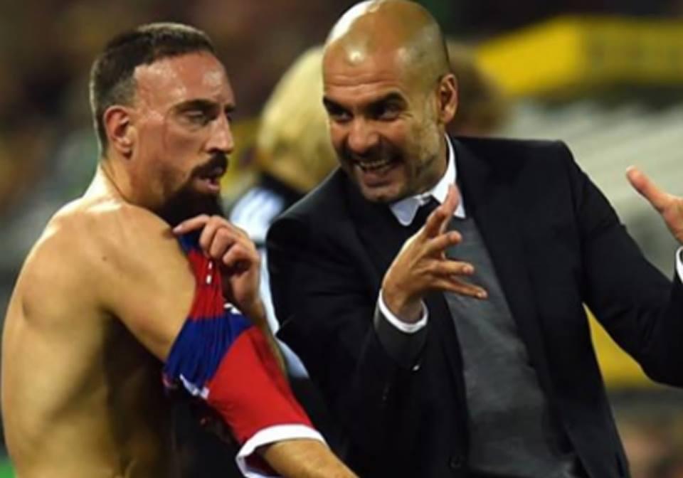 Guardiola no deja buenos recuerdos entre susjugadores