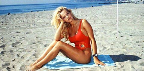 Pamela Anderson, a un añito de los50