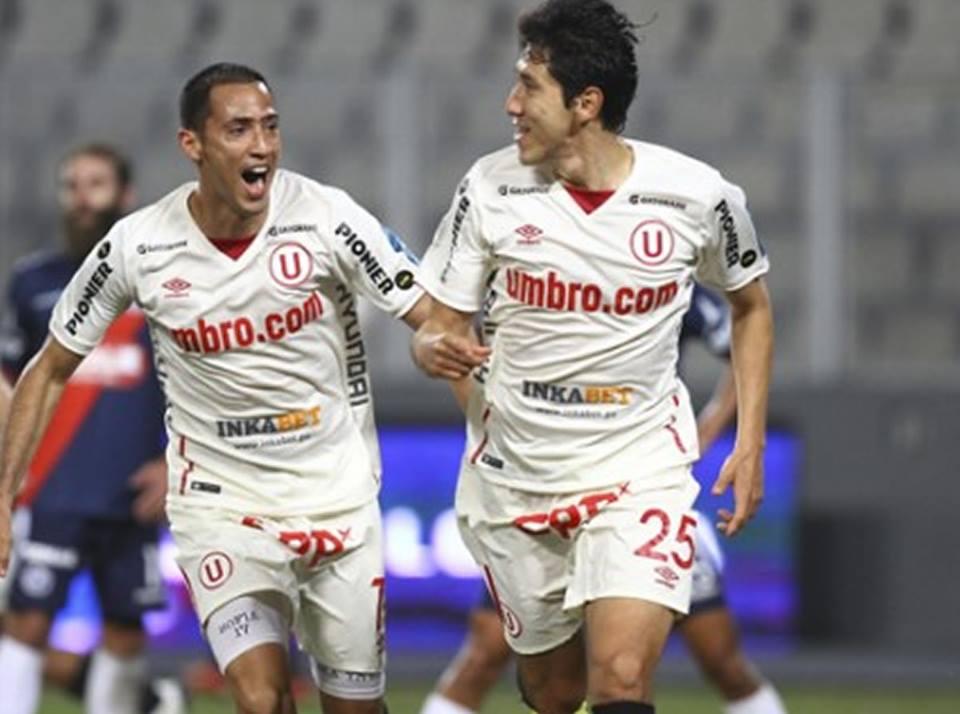 """La """"U"""", Cristal y Alianza en los primeros puestos delCampeonato"""