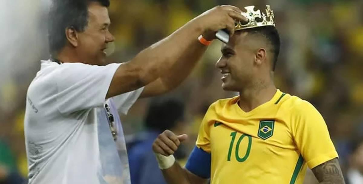 Río 2016: Brasil de Neymar gana el Oro en Fútbol, Bolt sumó tresoros