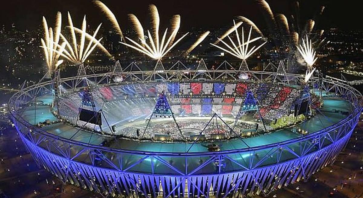 Río 2016: Espectacular inauguración y un fútbolmonótono