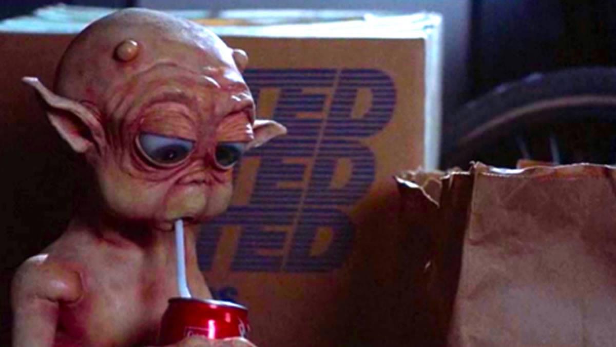 Extraterrestres bonachones invadieron la pantalla grande ychica