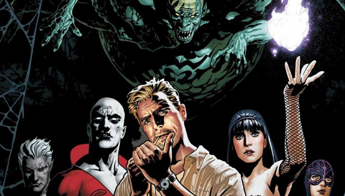 La Liga de la Justicia Oscura será la nueva cinta animada de DCComics