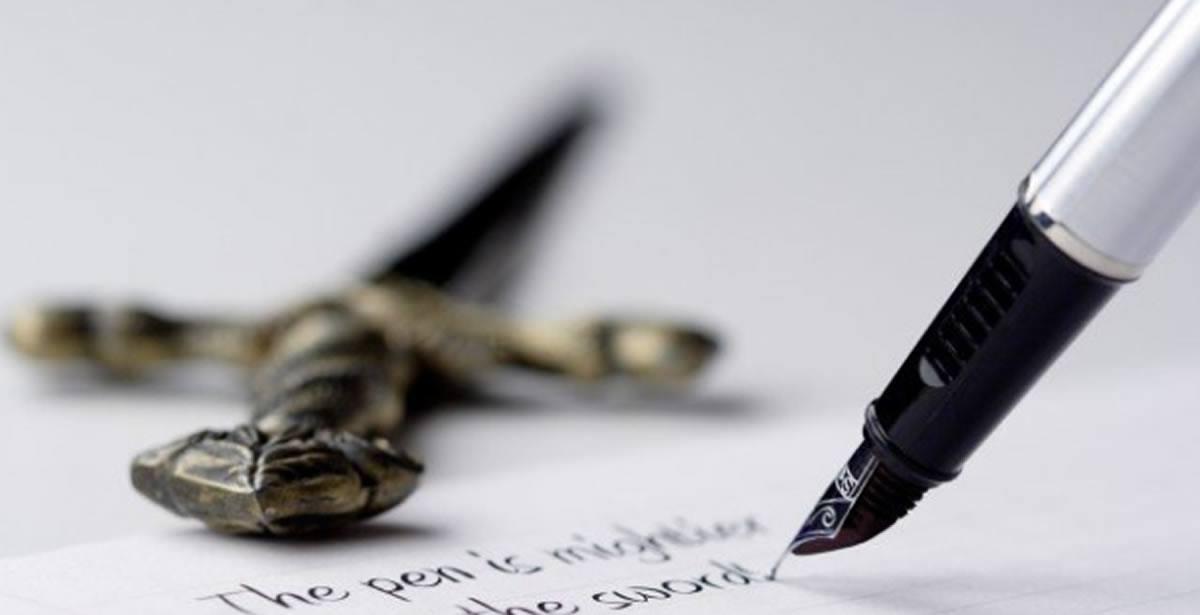 Periodismo en el Siglo XXI: La pluma sigue siendo más fuerte que laespada