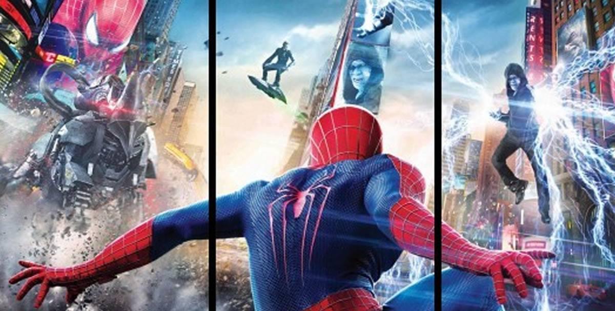 Spiderman (El Hombre Araña): Galería de villanos delarácnido