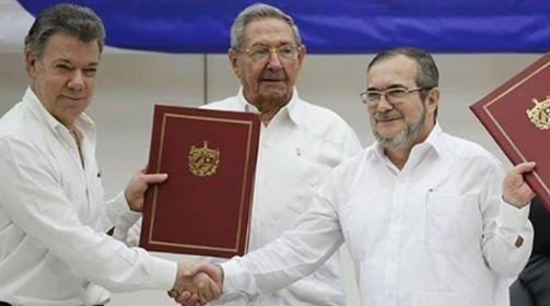 Colombia de fiesta: Hoy se firma la esperada paz con lasFARC