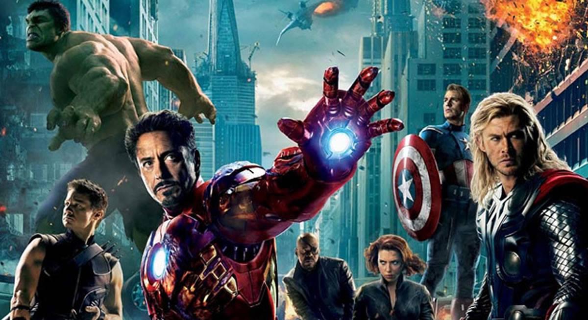 The Avengers: Los grandes actores de las cintasMarvel