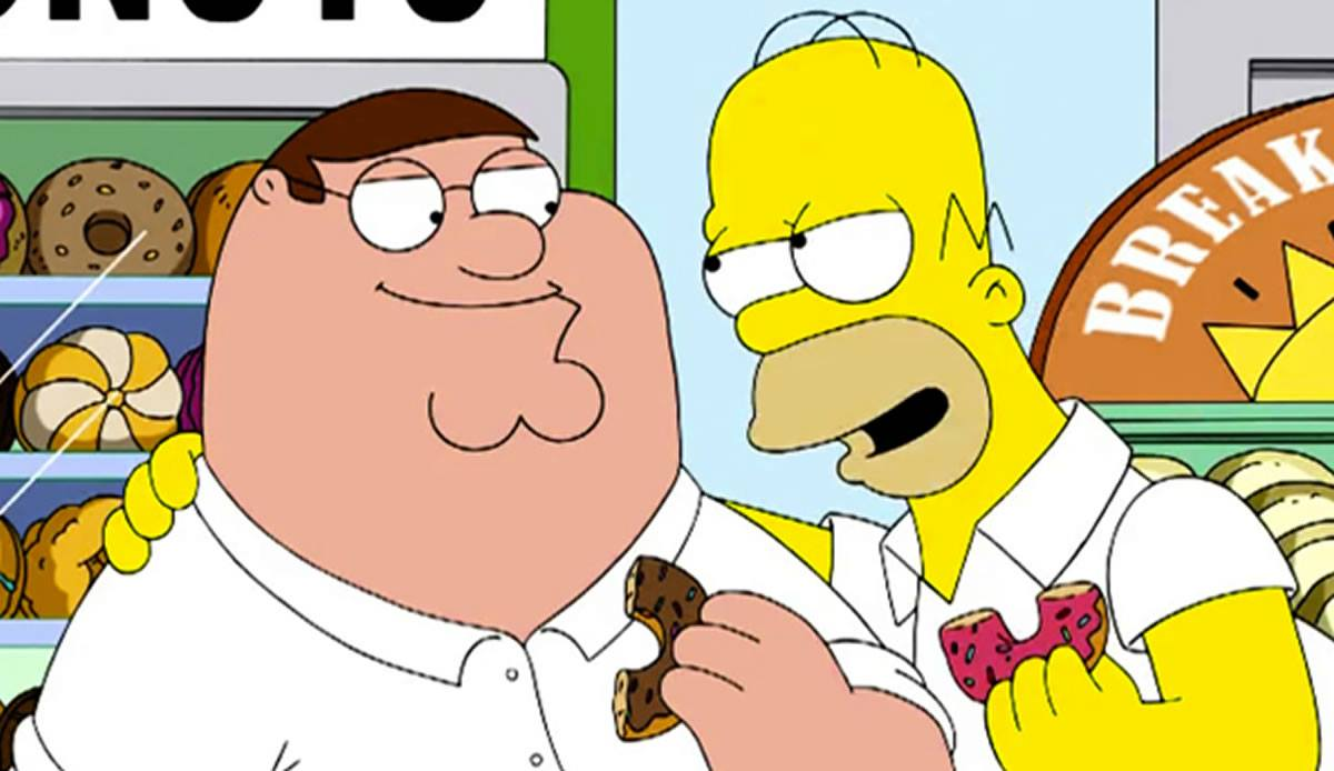¿Eres un Homero Simpson o un Peter Griffin?
