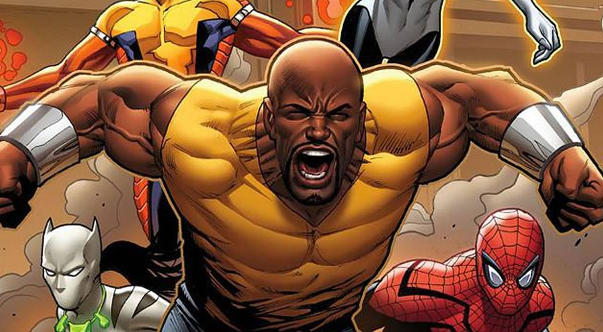 Luke Cage: El nuevo héroe Marvel y su serie propia enNetflix