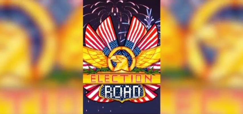 Election Road: Un juego para dispositivos electrónicos sobre las elecciones deEEUU