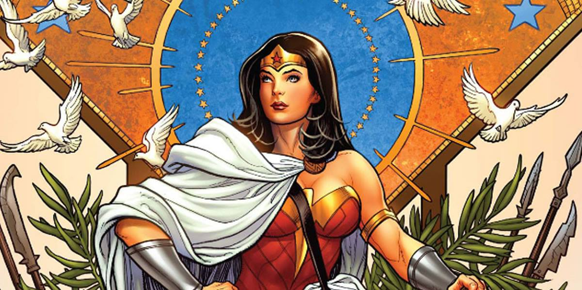 Wonder Woman es la nueva embajadora de laONU
