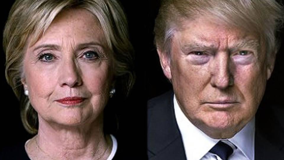 Clinton y Trump entran a la recta final hacía la CasaBlanca