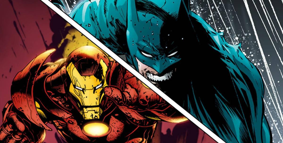 """Batman e Iron Man, héroes con buena""""billetera"""""""