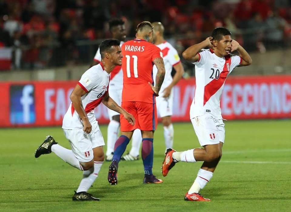 Perú mostró coraje, pero no fue muy inteligente: Vidal fue todoChile