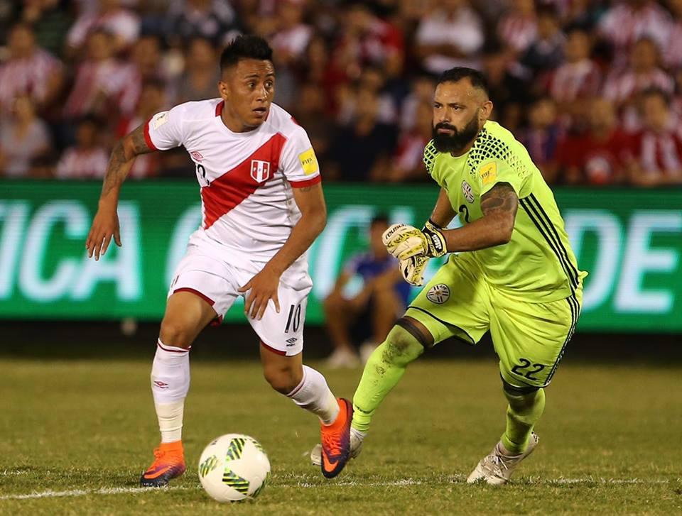 Perú goleó a Paraguay en Asunción: La fiesta esnuestra