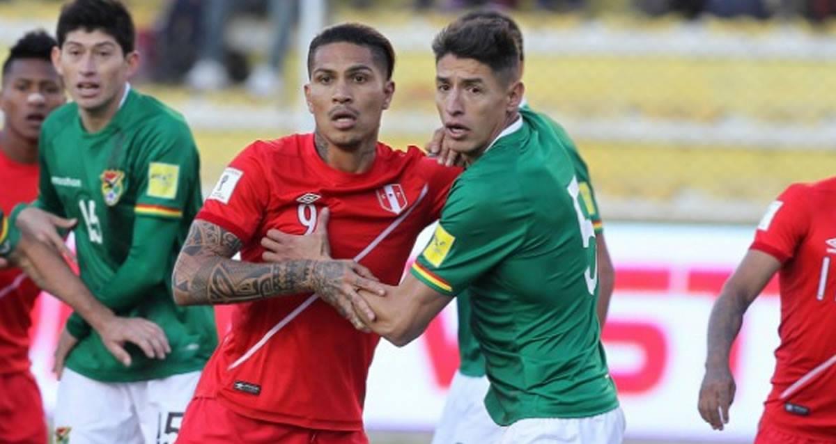 Perú ha sumado tres puntos, gracias a Bolivia yChile