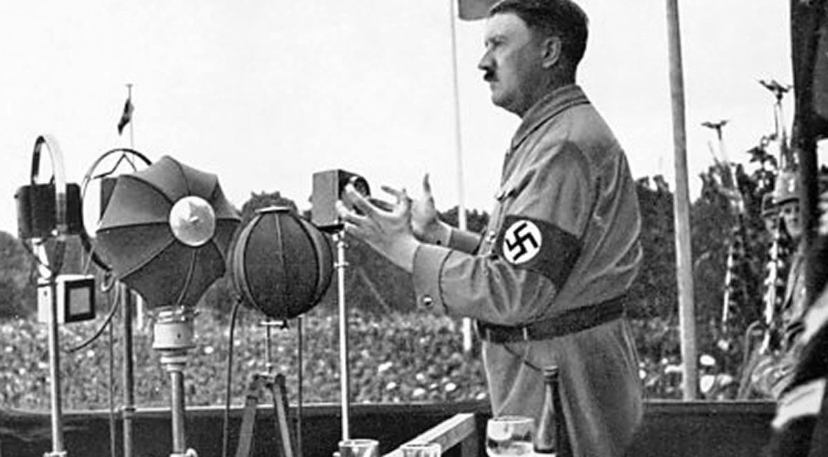 Hitler y el peso de sus palabras y acciones: El pez por la bocamuere