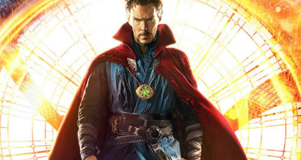 Doctor Strange (Crítica de Cine): Benedict Cumberbatch en un caleidoscopio de3D