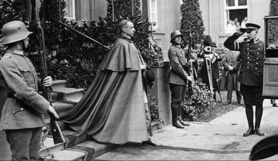 ¿Qué papel jugó la Iglesia Católica en el Holocaustojudío?
