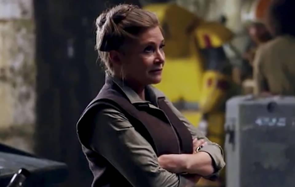 Carrie Fisher murió: La Princesa Leia en la memoria de losfans