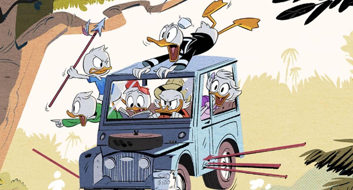 El regreso de Patoaventuras: Un legado generacional en dibujosanimados