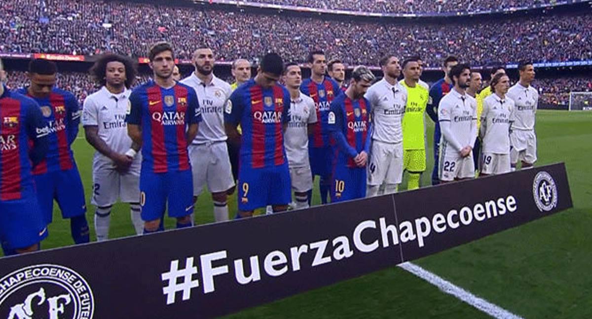 Barcelona y el Real Madrid empatan con goles decabeza