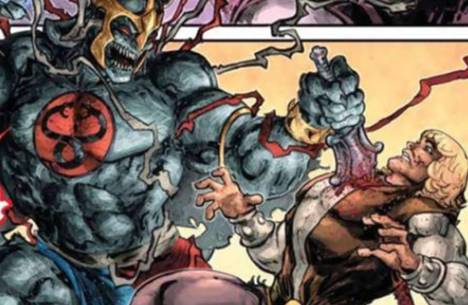 A He-Man lo mató Mumm-Ra: Explicando este lío Masters of the Universe /Thundercats