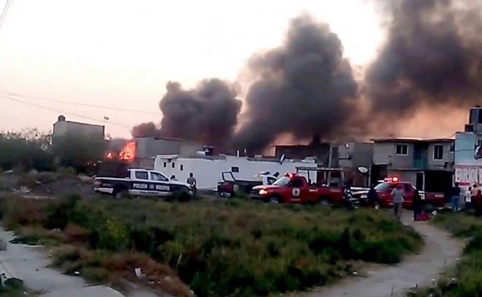 Tragedia en Tultepec (México): Incendio mortal en mercado depirotécnicos