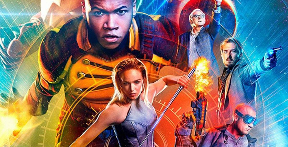 Legends of Tomorrow (segunda temporada): Invasión y Camelot 3000