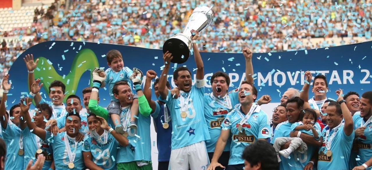 Sporting Cristal campeonó en una final deslucida contraMelgar