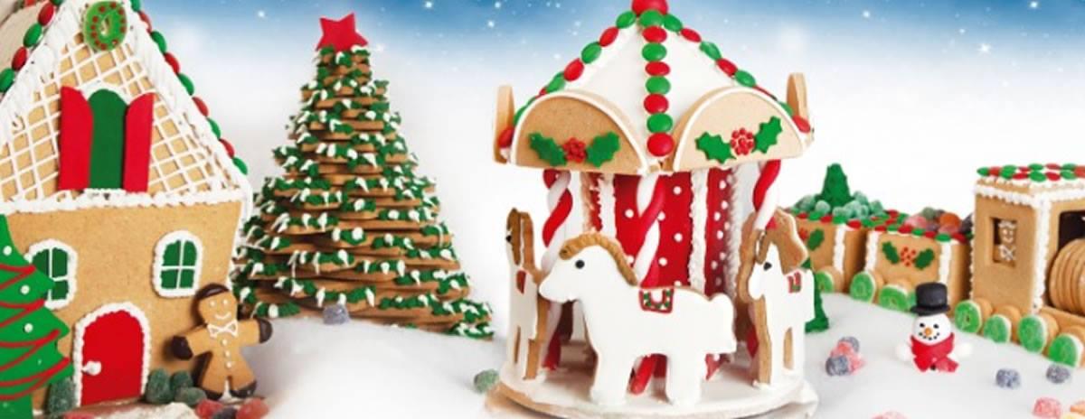 """La """"dulce"""" Navidad: Galletas, panetón ypostres"""