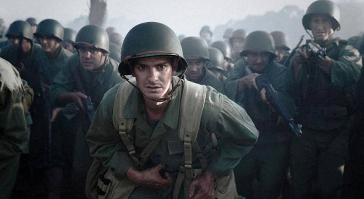 Hasta el último hombre (Comentario de cine): Pacifismo en elinfierno