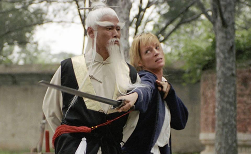 Maestros y discípulos en el cine: Desde Kill Bill hasta StarWars