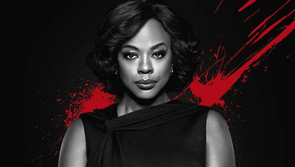 Viola Davis: Entre How to Get Away with Murder y Suicide Squad