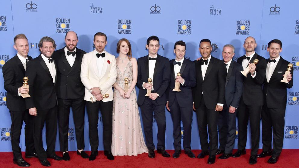 Globos de Oro 2017: La La Land, Meryl Streep y The Crown
