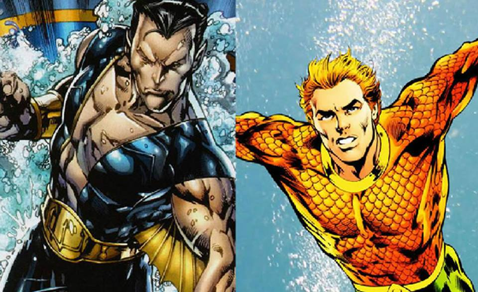 Aquaman y Namor: Solo uno llegará a la pantallagrande