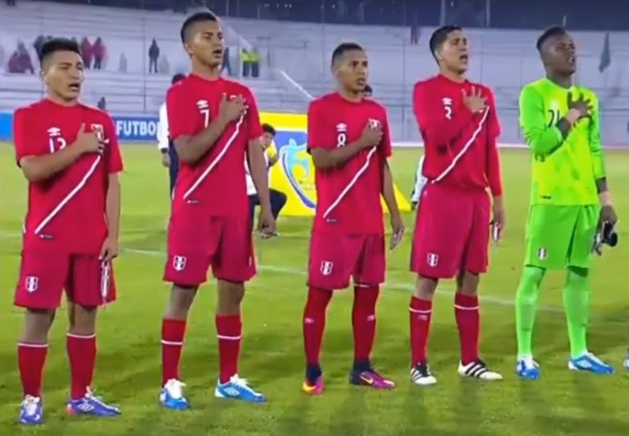 Sudamericano Sub 20: Perú empató contra la favoritaArgentina