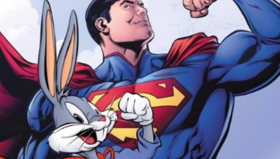 Liga de la Justicia: En alocados crossovers con Bugs Bunny y las TortugasNinja