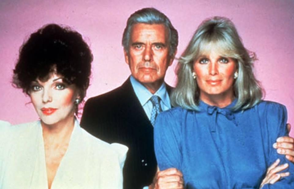 Dinastía: Primero Dallas y ahora esta serie regresan a laTV