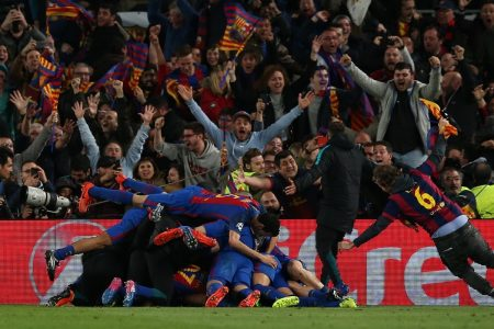 ¡Lo imposible!: Barcelona ganó 6 a 1 y eliminó al PSG con la mano del árbitro(Comentario)