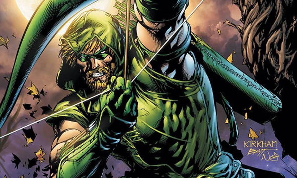 Green Arrow (Flecha Verde): Entre el personaje del cómic y eltelevisivo