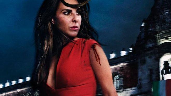 Ingobernable (Comentario de TV): Kate del Castillo en serie que busca remecerMéxico