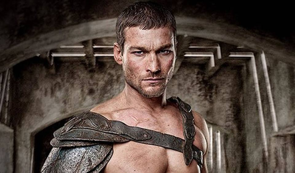 Spartacus: El testimonio y despedida final del actor Andy Whitfield