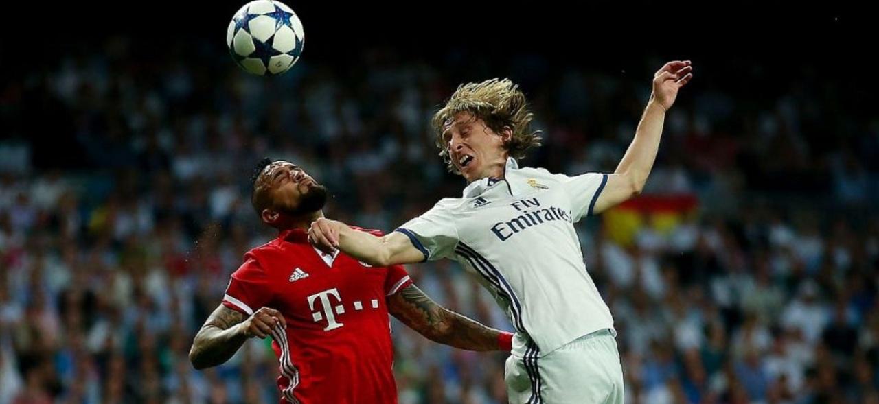 Champions League: Real Madrid golea al Bayern con impulso delárbitro