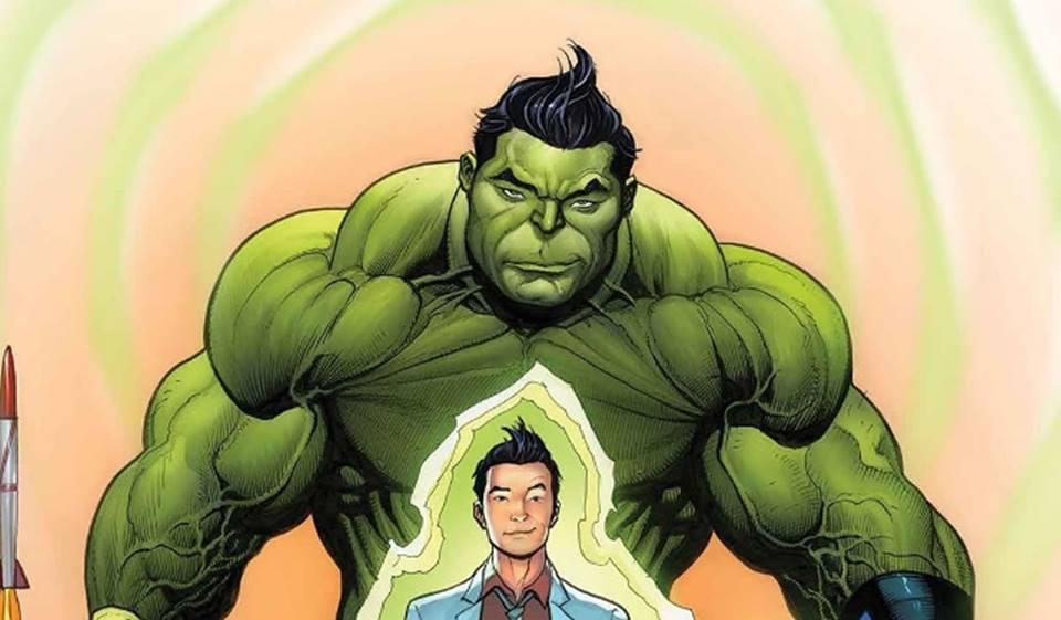 El Hulk asiático y otras aventuras del popular HombreVerde
