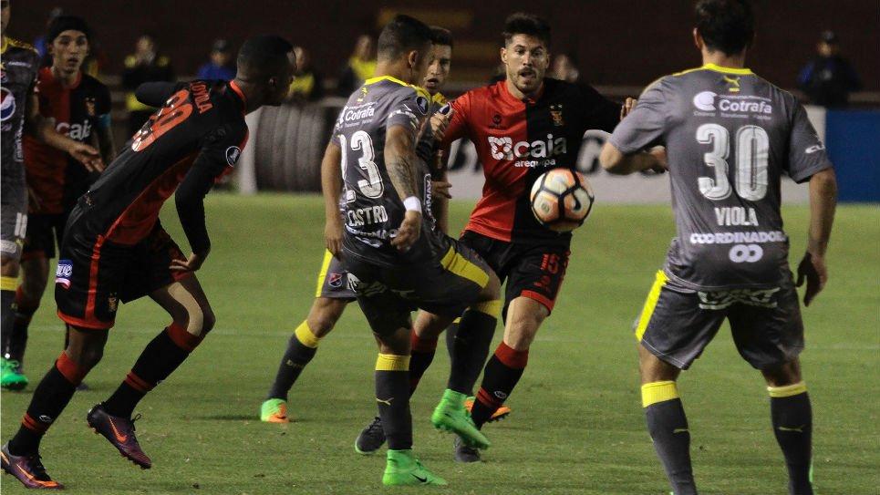 Copa Libertadores: Melgar vuelve a caer ante Independiente deMedellín